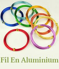 Fil En Aluminium