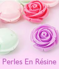 Perles En Résine