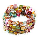 Bracelets Enroulés En Coquillage