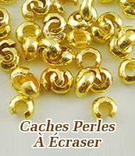 Caches Perles À Écraser