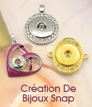 Création De Bijoux Snap