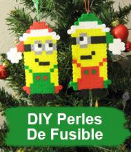 DIY Perles De Fusible