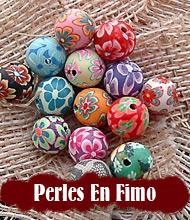 Perles En Fimo