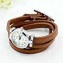 Bracelets en cuir d'unité centrale