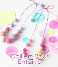 Colliers Pour Enfants