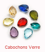 Cabochons Verre