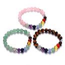 Bracelets de pierres précieuses de chakra