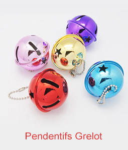 Pendentifs Grelot