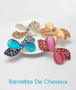 Barrettes De Cheveux