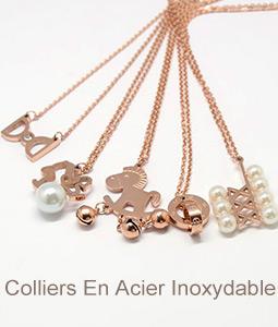 Colliers En Acier Inoxydable