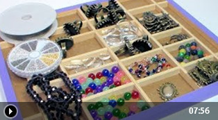 Haul Perles En Verre&cabochons