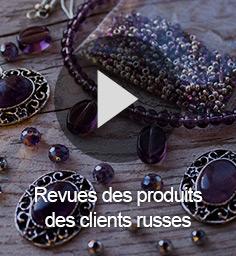 Revues Des Produits Des Clients Russes